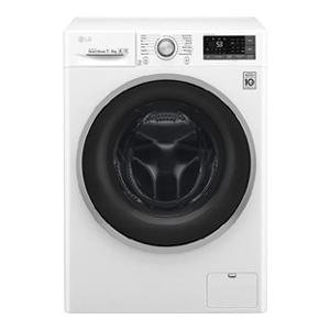 LG F2J7HM1W Tvätt och torktumlare