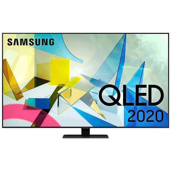 Tv 55 tum bäst i test 2020 - Samsung QLED QE55Q80T